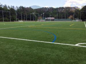 筑北村サッカー場(筑北村)