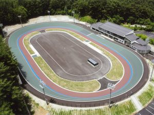 松本市美鈴湖自転車競技場(松本市)